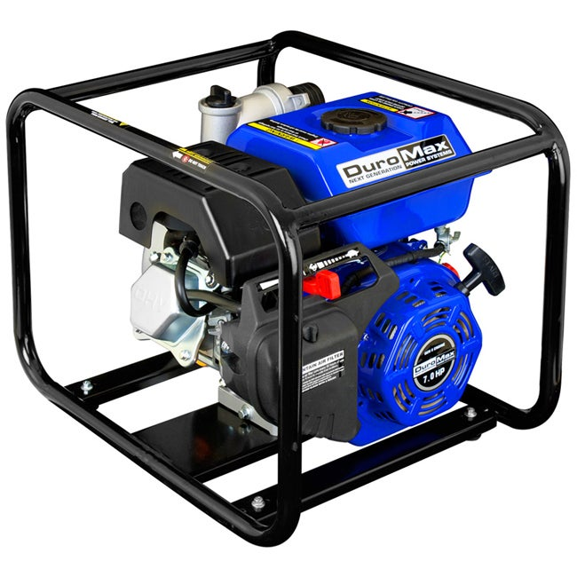 DuroMax Portable 3-inch 6.5 HP Water Pump