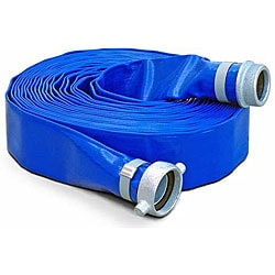 Discharge Hose for Water Pump (3 in. x 50 ft.)