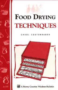 Food Drying Techniques (Paperback)