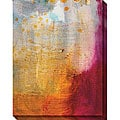 Sylvia Angeli 'Abstracted Fruit XII' Canvas Art