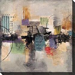 Sean Jacobs 'Good Fortune III' Canvas Art