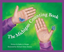 The Michigan Counting Book (Hardcover)