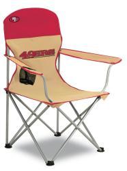 San Francisco 49ers Folding Arm Chair