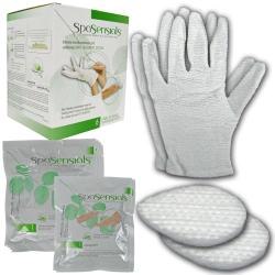 SpaSensials One Step Hand Treatment System (Pack of 4)