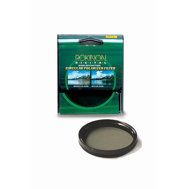 Rokinon 67mm HD Circular Polarizing Filter