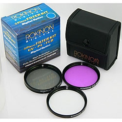 Rokinon FK43 43 mm 3-piece Filter Kit