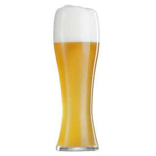Spiegelau Beer Classics Stemmed Wheat Beer Glassware (Set of 4)