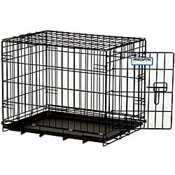 Precision Pet ProValu Black 1000 1-door Crate