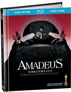 Amadeus DigiBook (Blu-ray Disc)