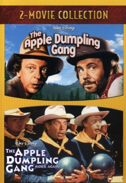 The Apple Dumpling Gang/The Apple Dumpling Gang Rides Again (DVD)