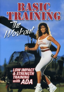 Basic Training with Ada: Low Impact & Strength Training Workout (DVD)