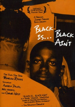 Black Is...Black Ain't (DVD)