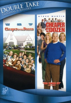 Cheaper By The Dozen '50/Cheaper By The Dozen '03 (DVD)