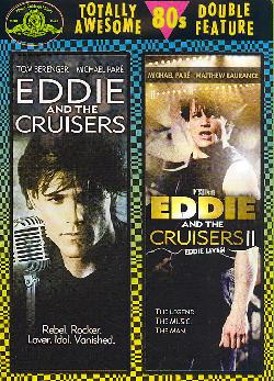 Eddie And The Cruisers/Eddie And The Cruisers 2: Eddie Lives(DVD)