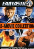 Fantastic Four/Fantastic Four: Rise of the Silver (DVD)