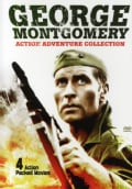 George Montgomery Action Pack (DVD)