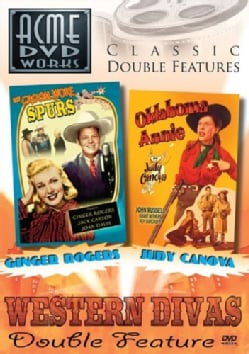 Western Divas Comedy Double Feature (DVD)