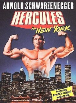 Hercules in New York (DVD)
