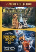 Homeward Bound: The Incredible Journey/Homeward Bound II: Lost In San Francisco (DVD)