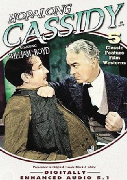 Hopalong Cassidy Vol 6 (DVD)