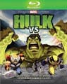 Hulk Vs. (Blu-ray Disc)