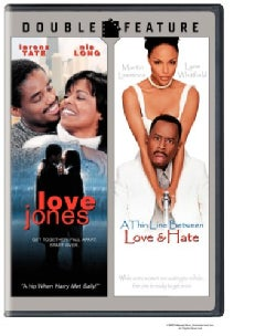 Love Jones/Thin Line Between Love & Hate (DVD)
