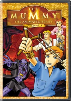 The Mummy: The Animated Series Vol. 1 (DVD)