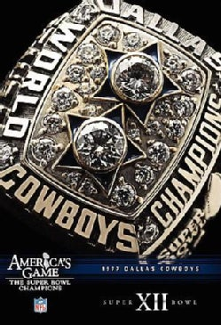 NFL Americas Game: Dallas Cowboys Super Bowl XII (DVD)