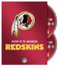 NFL History of the Washington Redskins (DVD)