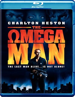 The Omega Man (Blu-ray Disc)