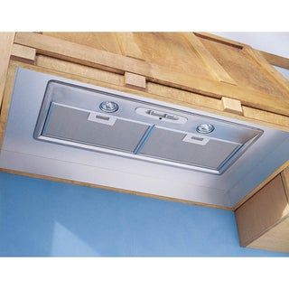 Broan Stainless 30-inch Custom Hood Liner
