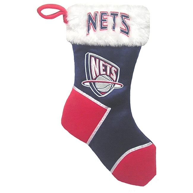 Forever Collectibles Nba New Jersey Nets Christmas