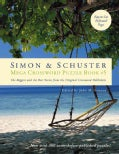Simon & Schuster Mega Crossword Puzzle Book 5 (Paperback)