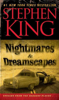 Nightmares & Dreamscapes (Paperback)