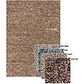 Hand-woven Mandara Wool Rug (5' x 7'6)