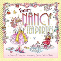 Fancy Nancy Tea Parties (Hardcover)