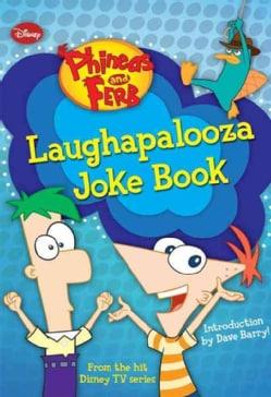 Laughapalooza Joke Book (Paperback)