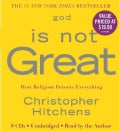 God Is Not Great: How Religion Poisons Everything (CD-Audio)