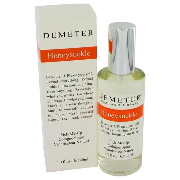 Demeer Honeysuckle 4-ounce Cologne Spray