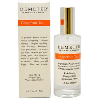 Demeter Grapefruit Tea 4 oz Cologne Spray