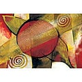 Modern Impressions Contemporary Canvas Art