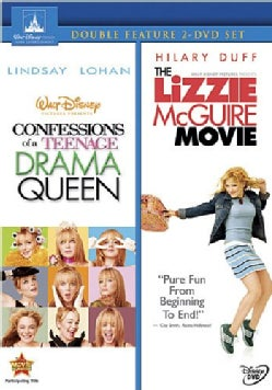 Confessions Of A Teenage Drama Queen/The Lizzie McGuire Movie (DVD)