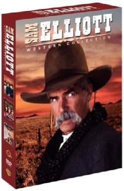 Sam Elliott Westerns Collection (DVD)