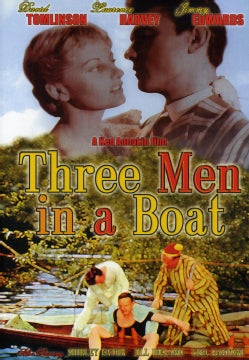 Three Men In A Boat (DVD)