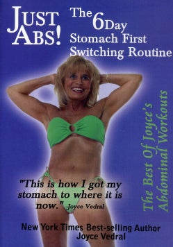 Joyce Vedral: Just Abs Workout (DVD)