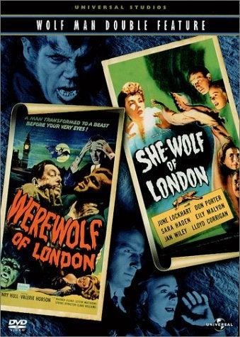 Werewolf Of London/She-Wolf Of London (DVD)