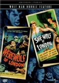 Werewolf Of London/She-Wolf Of London (DVD)