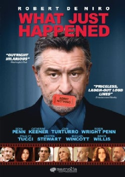 What Just Happened (DVD)