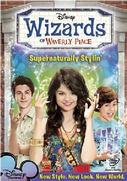 Wizards Of Waverly Place: Supernaturally Stylin' (DVD)