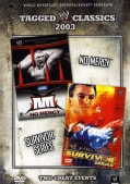 WWE Tagged Classics: No Mercy 03/Survivor Series 03 (DVD)